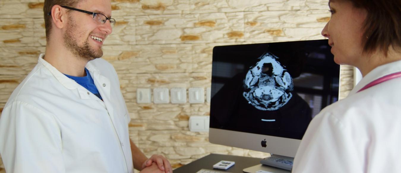 Witamy na stronie Katedry i Kliniki Hematologii i Transplantacji Szpiku